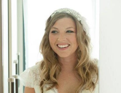 Charley Bridal make up and hair, Culeaze House, Dorset