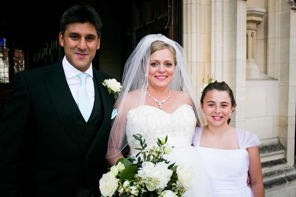 Allison Bridal make up and hair, Ealing Abbey & Kew Gardens, London