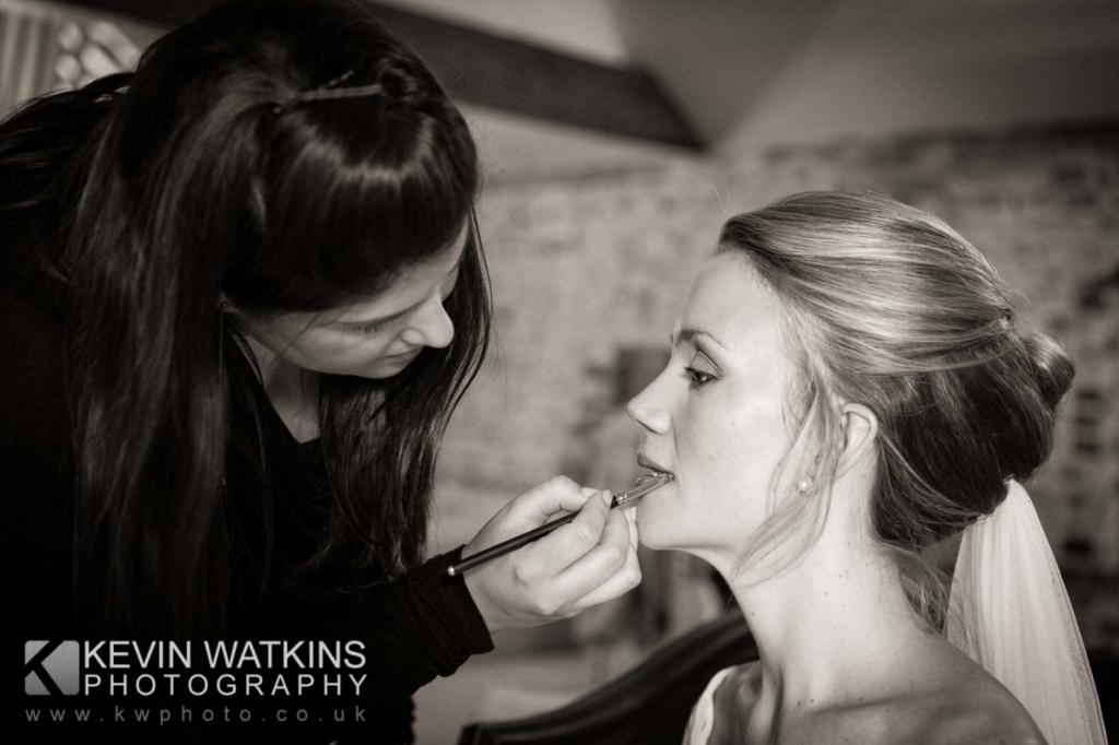 Caroline Bridal make up and hair, Upwaltham Barns, West Sussex