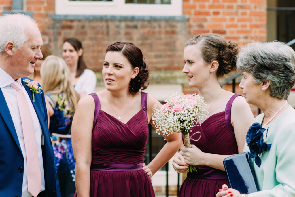 Kate Plunkett Bridal make-up and hair, Ede's House, Chichester, West Sussex