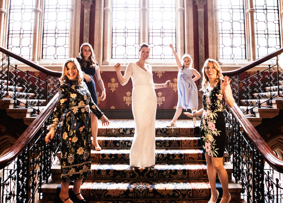 Kirsty bridal make up and hair, St. Pancras Renaissance Hotel, London