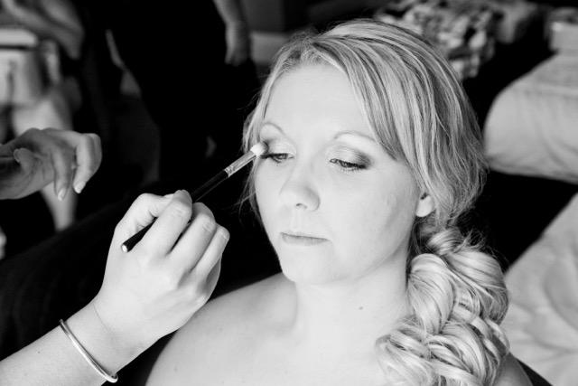 Bridal Hair Woking
