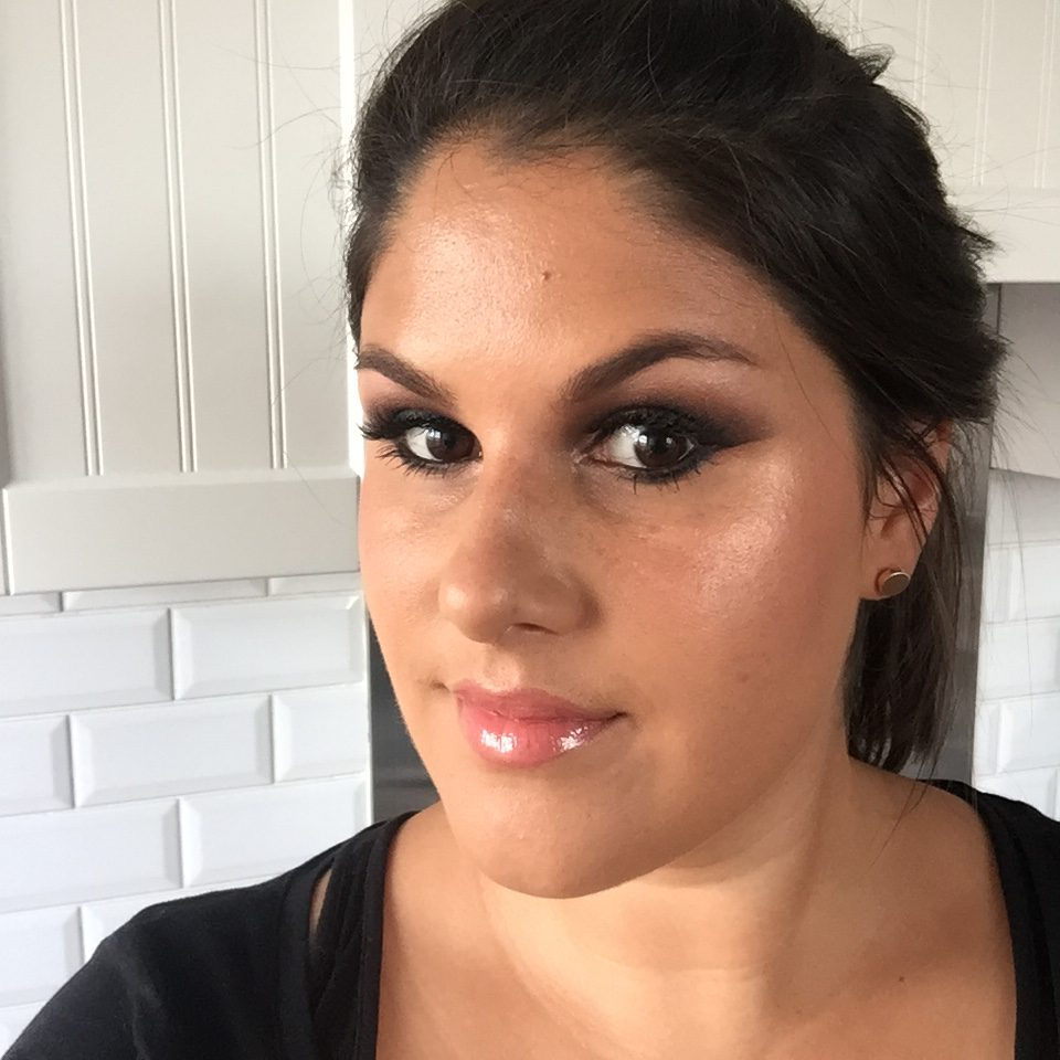 surrey bridal makeup artist