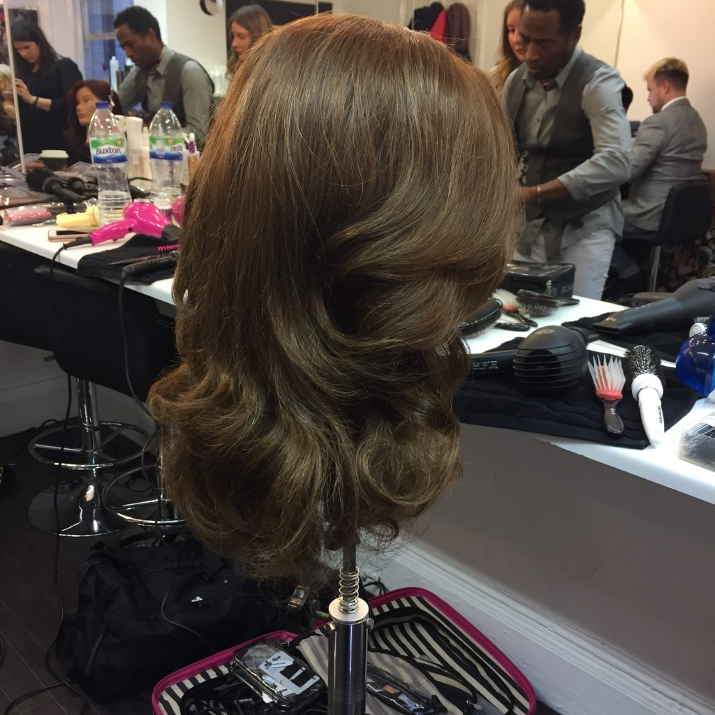 wedding hair London