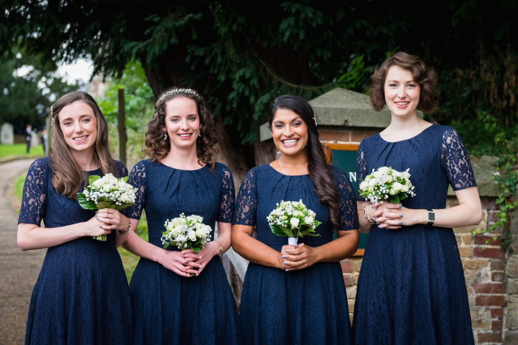bridal make up and hair, Godalming wedding venue, Surrey