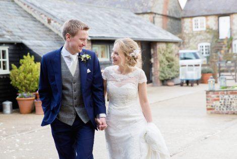 bridal make up and hair, Upwaltham Barns wedding venue, West Sussex