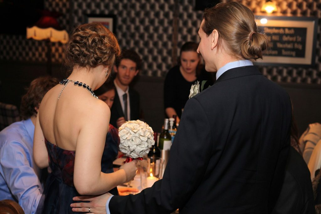 bridal make up and hair, London wedding venue