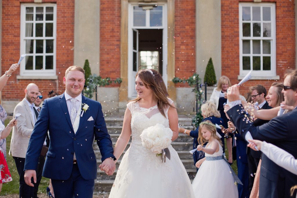 bridal make up and hair, Warbrook House wedding venue, Hampshire