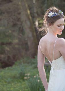 bridal make up and hair, Purton House wedding venue