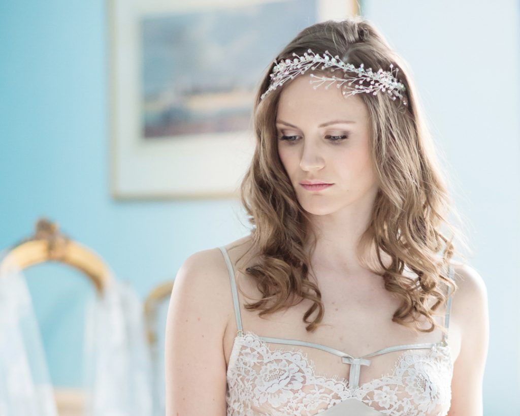 bridal make up and hair, Purton House wedding venue
