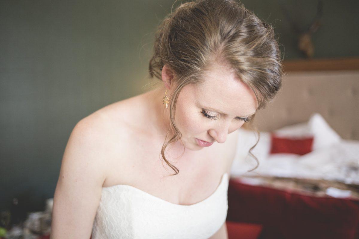 Wedding makeup Woking