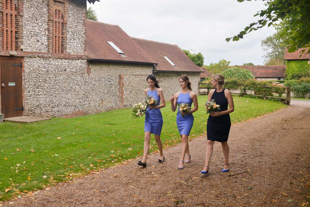 bridal make up and hair, Tithe Barn, Petersfield