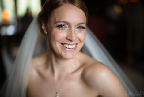 bridal make up and hair, Great Fosters Surrey