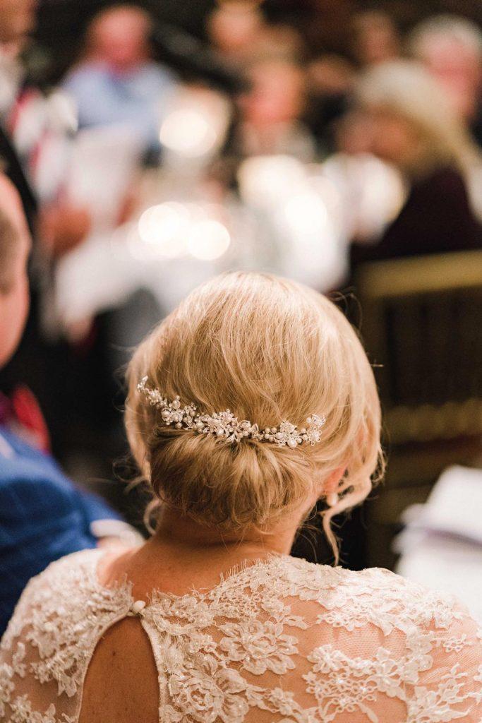 bridal make up and hair Ramster Hall, Chiddingfold