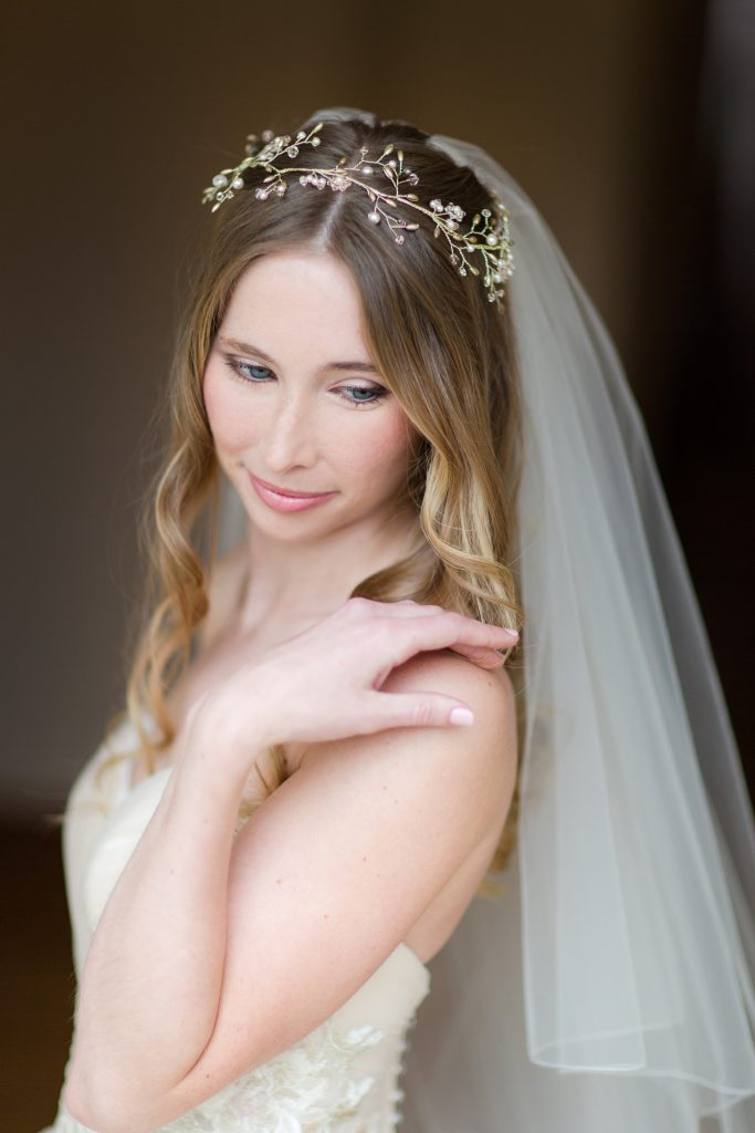 bridal make up and hair, Southend Barns, Chichester