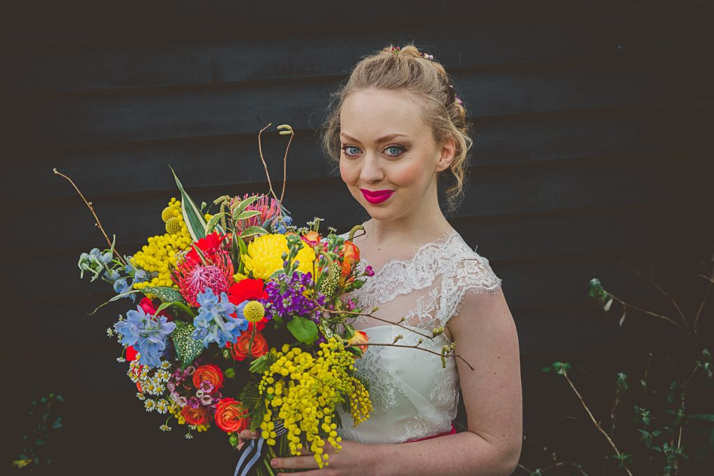 bridal make up and hair, Chapel Barn West Sussex